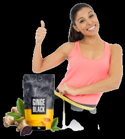 Ginge Black - ingredientes - como tomar - funciona